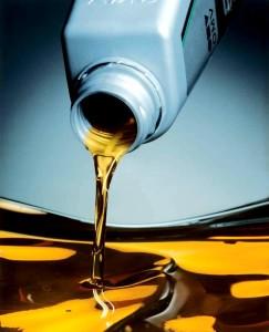 Отработанное машинное масло от компании Феант