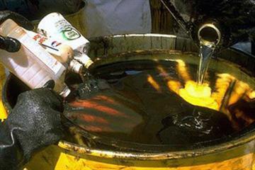 Утилизация масла моторного от компании Феант