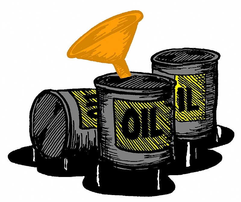 Отработанное масло цена