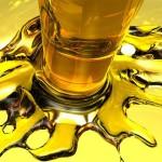 Отработанное автомобильное масло