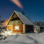 Отопление дома печным топливом