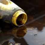 Утилизация турбинного масла