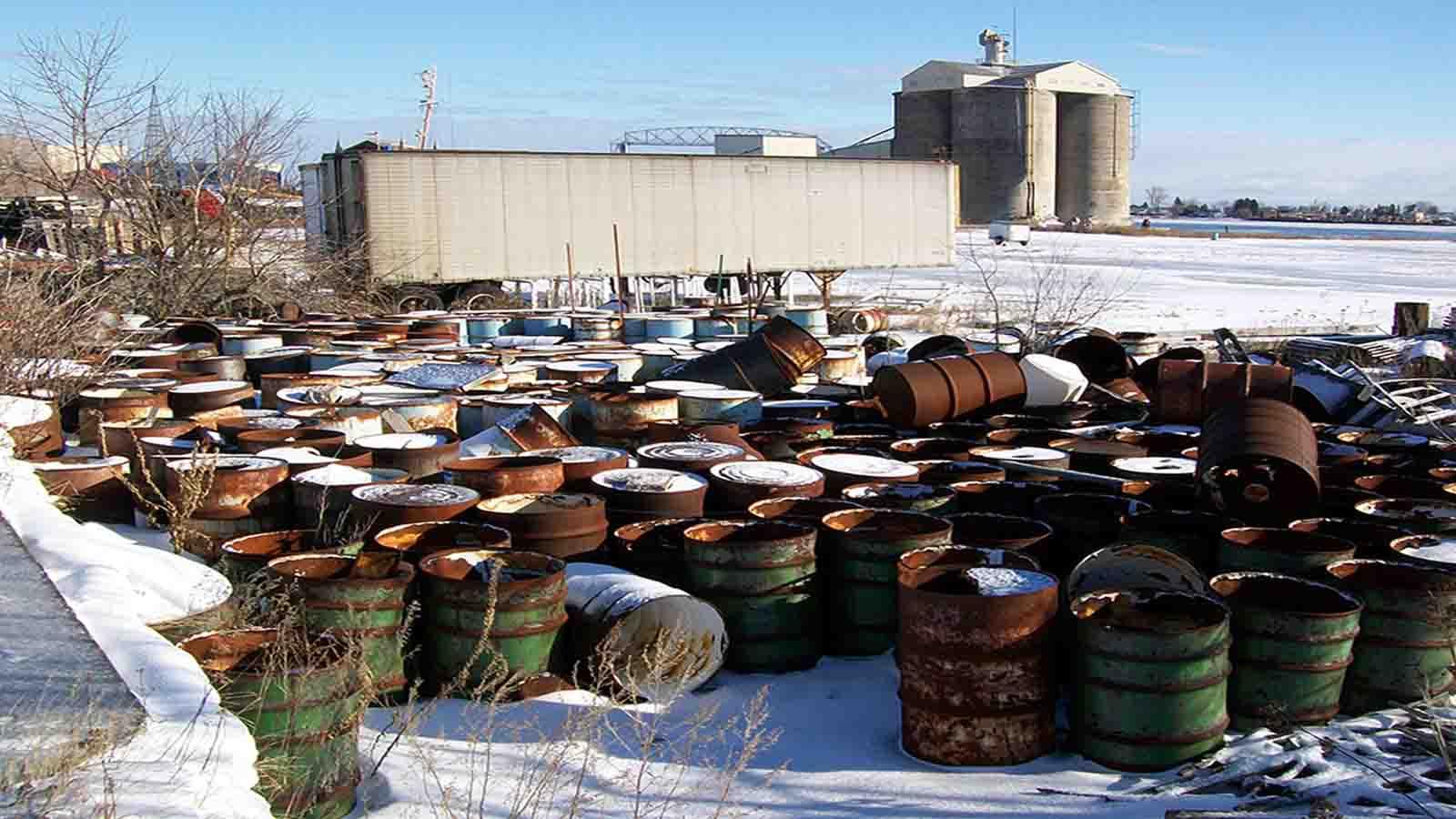 Утилизация индустриального масла