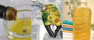 Утилизация растительного отработанного масла