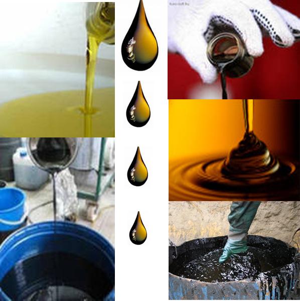 отработанное масло характеристики
