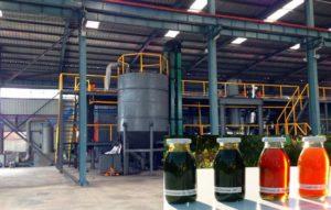 Утилизация отработанных масел и нефтепродуктов