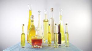 Отработанное пищевое масло