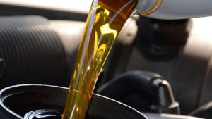 Отработанное масло повторно